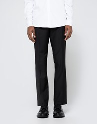 Topman Black Slim Suit Trousers