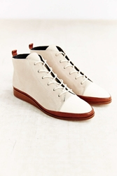 Matt Bernson Roland Garros Wedge Boot Stone