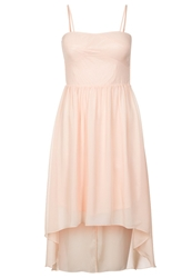 Vila Christin Cocktail Dress Party Dress Orange