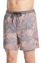 Men's Tavik 'Belmont' Print Swim Trunks Floral