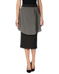 Kai Aakmann Skirts 3 4 Length Skirts Women
