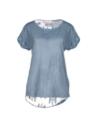Brand Unique T Shirts Pastel Blue