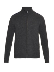 Gucci Wool And Cashmere Blend Cardigan
