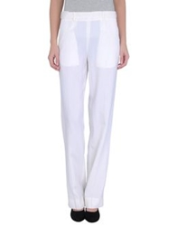 Maison Martin Margiela Maison Margiela 4 Dress Pants White