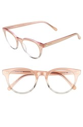 Corinne Mccormack Abby 50Mm Reading Glasses Pink Grey Pink Grey