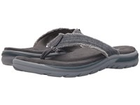 Skechers Relaxed Fit 360 Supreme Bosnia Navy Men's Sandals
