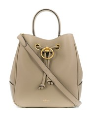 Mulberry Hampstead Small Bag Grey