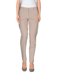 Pt01 Trousers Casual Trousers Women Pastel Pink