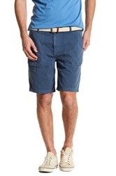 Save Khaki American Twill Fatigue Short Blue