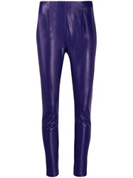 Dorothee Schumacher High Waist Fitted Leggings 60