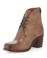 Kendall Leather Chukka Boot Charcoal Frye