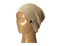 Echo Milk Made Slouchy Hat Oatmeal Heather Cold Weather Hats Beige