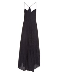 Tibi Diffusion Eyelet Cami Dress