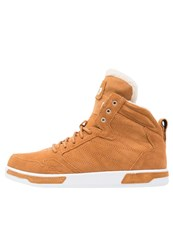 K1x H1top Hightop Trainers Honey White Brown