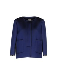 Douuod Suits And Jackets Blazers Women Blue