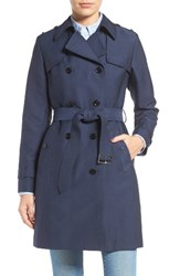 Cole Haan Women's Military Trench Coat