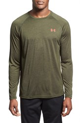 Men's Under Armour 'Ua Tech' Loose Fit Long Sleeve T Shirt