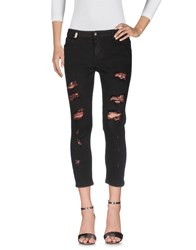 Sexy Woman Jeans Dark Brown
