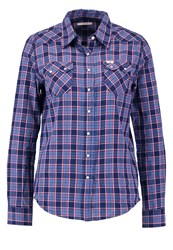 Lee Shirt Navy Blue