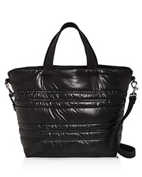 Deux Lux Nyc Nylon Tote Black