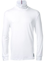 Guild Prime Turtleneck T Shirt White