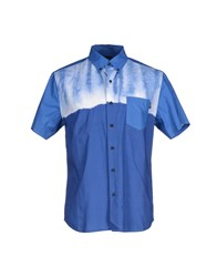 0051 Insight Shirts Shirts Men Blue