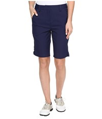 Puma Pounce Bermuda Shorts Peacoat Women's Shorts Blue