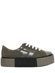 Jc Play 40Mm Mongo Suede Platform Sneakers