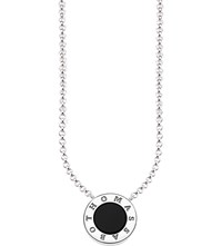 Thomas Sabo Glam And Soul Classic Sterling Silver Necklace