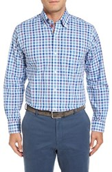 Tailorbyrd Men's Big And Tall Kartong Plaid Sport Shirt