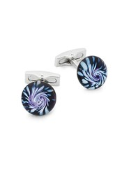 Ike Behar Fenton Abstract Cufflinks Multi