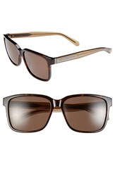 Men's Marc By Marc Jacobs 56Mm Retro Sunglasses Dark Havana
