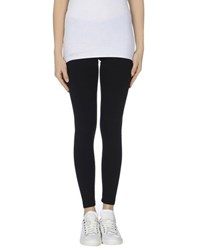 Plein Sud Jeanius Trousers Leggings Women Black