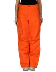 Marmot Trousers Casual Trousers Women Orange