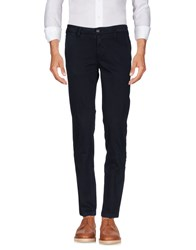 One Seven Two Trousers Casual Trousers Dark Blue