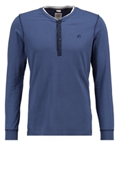 S.Oliver Slim Fit Long Sleeved Top Dark Saphire Blue Dark Blue