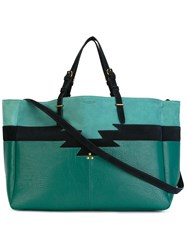 Jerome Dreyfuss Mauce Tote Green