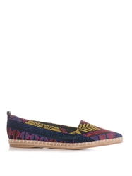 Nicholas Kirkwood Mexican Embroidered Espadrilles
