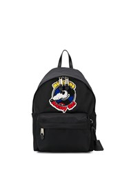Moschino Mickey Rat Patch Backpack 60