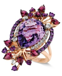 Le Vian Multistone Ring In 14K Rose Gold 8 Ct. T.W.
