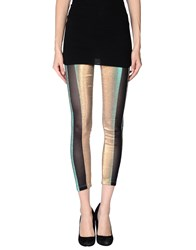 Dv Roma Trousers Leggings Women Camel