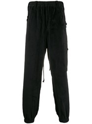 Song For The Mute Multi Material Track Pants 60