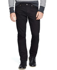 Denim And Supply Ralph Lauren Men's Straight Leg Jeans West Lynn Black