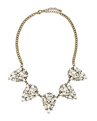 Jules Smith Designs Jules Smith Rhinestone Teardrop Necklace Women's