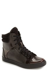 Kenneth Cole Men's New York Double Header Ii Sneaker Bordeaux