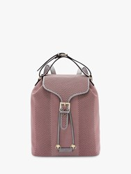 Ted Baker Colour By Number Inkypop Knitted Backpack Pink