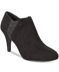 Styleandco. Style Co. Arianah Dress Booties Only At Macy's Women's Shoes Black