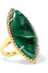 Kimberly Mcdonald 18 Karat Gold Gold Emerald