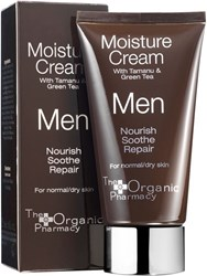 The Organic Pharmacy Men Moisture Cream 75Ml Colorless