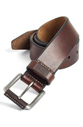 Men's Johnston And Murphy Leather Belt